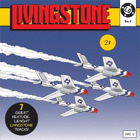 Livingstone - Livingstone EP