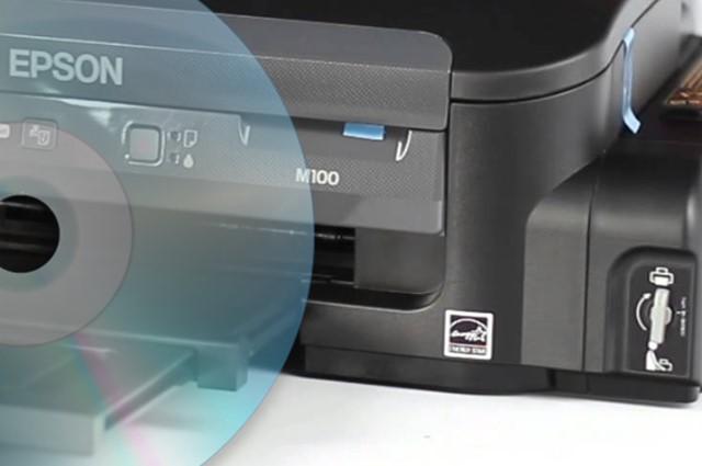 Driver Epson M100 - YTB