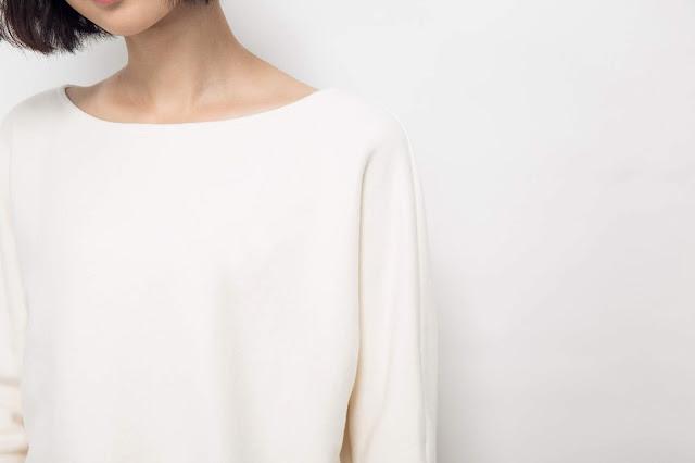 (復刻)小水滴的日常有機棉素色上衣