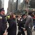 Senadora de NY, Marisol Alcántara, es detenida por protestar contra Trump