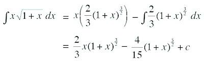 soal integral fungsi