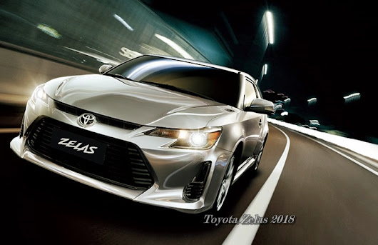 Toyota Zelas 2018 Release Date and Price