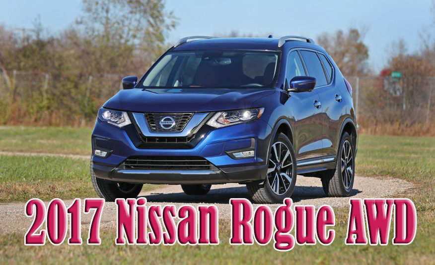 2017 nissan rogue awd instrumented test suv car. Black Bedroom Furniture Sets. Home Design Ideas