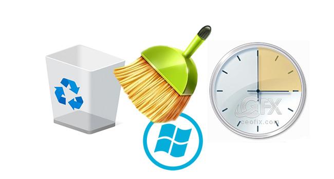 Her Hafta Otomatik Olarak Çöp Kutusu Nasıl Temizlenir