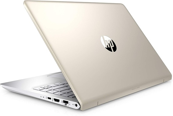 HP Pavilion 14-bf110ns: diseño y panel