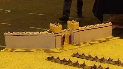 10mm Trojan War game put on at Claymore picture 2