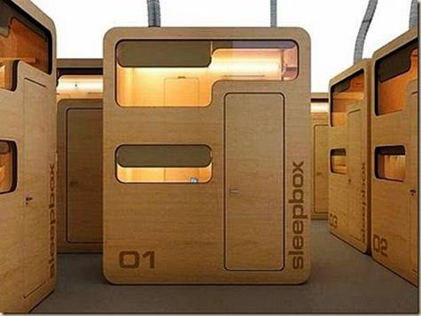 electrosphere le blog de charles bwele r serv e aux voyageurs fatigables la sleep box. Black Bedroom Furniture Sets. Home Design Ideas