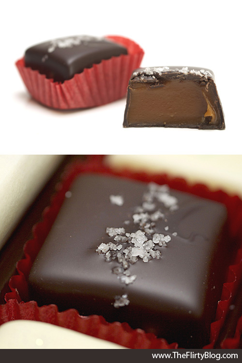 Sea Salt Chocolate Caramel