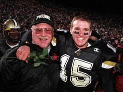 In Honor Of Joe Tiller Purdue College Football Crazy