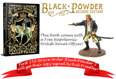 Black Powder Second Edition Pre-order Information