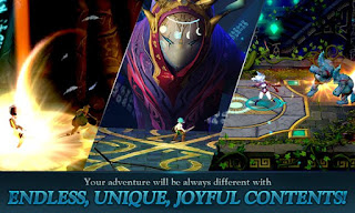 Game Populer Fable of Fantasy MOD Versi Terbaru