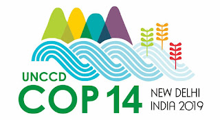 India will host COP14 of UNCCD