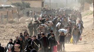 Ισλαμιστές μαχητές σε σπίτια Κούρδων μεταφέρει η Τουρκία στο Αφρίν!