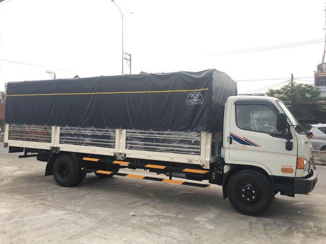Mua xe tải HD120sl 8 tấn tại sơn la giá rẻ nhất