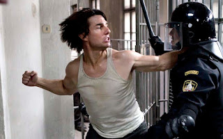 Mission Impossible Ghost Protocol Tom Cruise prison escape