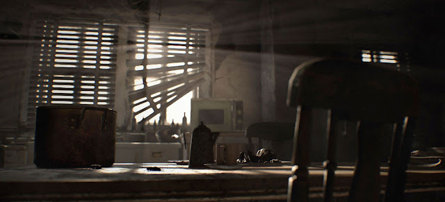 Resident Evil 7 se encontra com 65% concluído