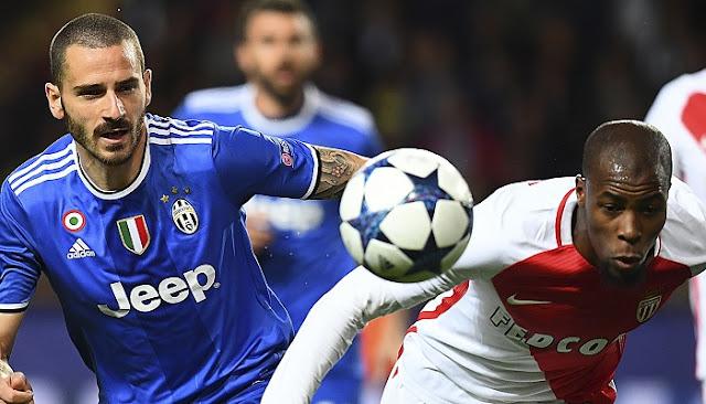 Juventus vs Monaco en vivo