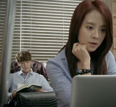 dorama emergency couple