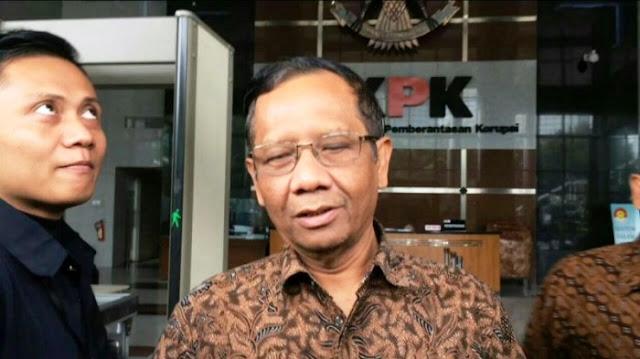 Mahfud MD: Jual Beli Hukum Masih Terjadi di Indonesia