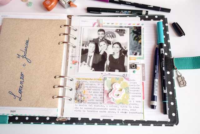scrappin'planner by kushi settembre ottobre 2016 8| www.kkushi.com