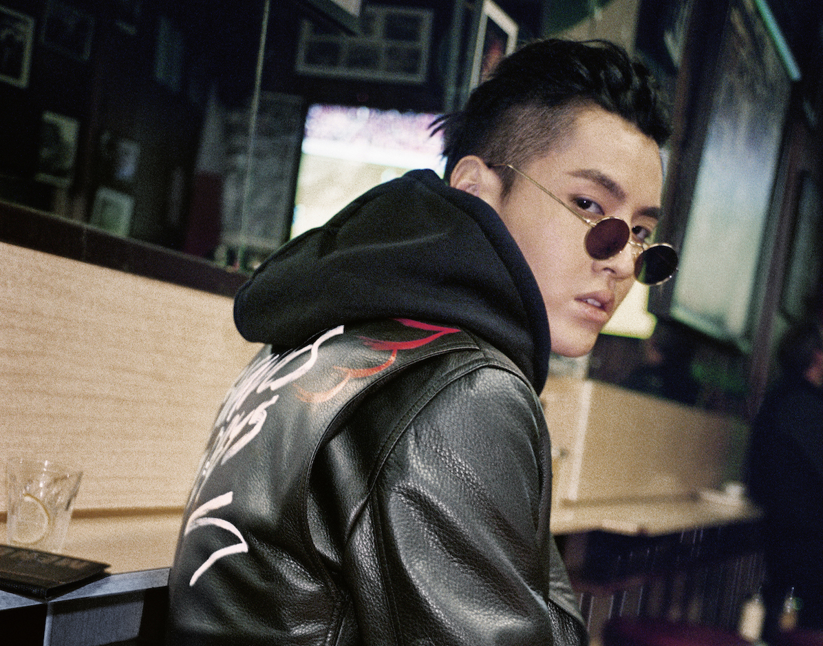 FIRST LOOK: Burberry x Kris Wu Collection