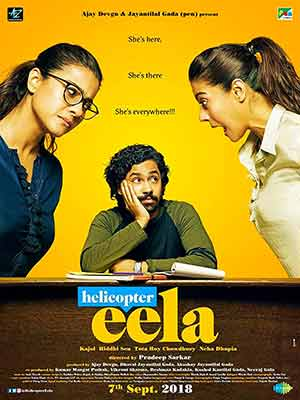 Helicopter Eela 2018 Hindi Movie CAMRip 720p