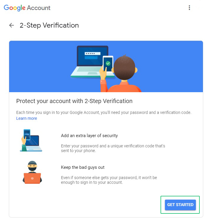What is two-step verification