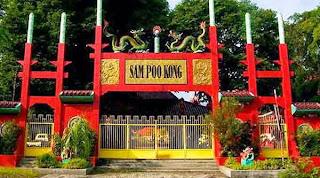 Klenteng Sam Poo Kong, Semarang