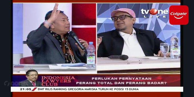 Asal Mula Kapitra Mengaku Masih Menyembah Allah Meski Coblos Jokowi