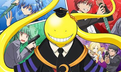 Ver Assassination Classroom Online