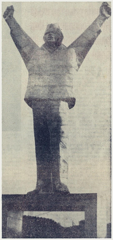 Yugopapir Kako Je Nastao Spomenik Stevanu Filipovicu Simbol