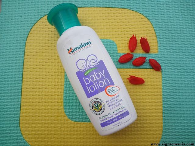 Himalaya Herbals Baby Lotion Review