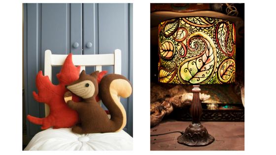 home, autumn, lifestyle, decor, living, house, lamp, uk, britain, decorations