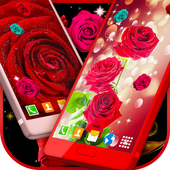 Red Rose Wallpaper APK
