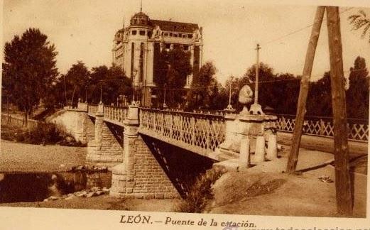 LEÓN. Fotos antiguas