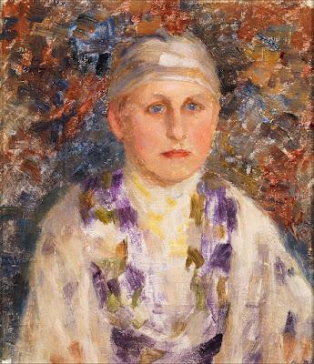 Femme Bretonne, Maria Wiik