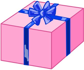 Christmas Gift Birthday Gift Box Clipart Candy Gift Boxes