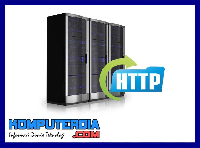 Cara kerja system server dalam melayani HTTP