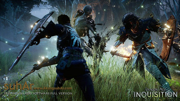 Download GAME PC Dragon Age Inquisition Digital Deluxe Edition Full DLCs
