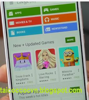 (Ch Play) , tải file cài đặt Cửa Hàng Ch PLay (Google Play Apk) Online về máy 17