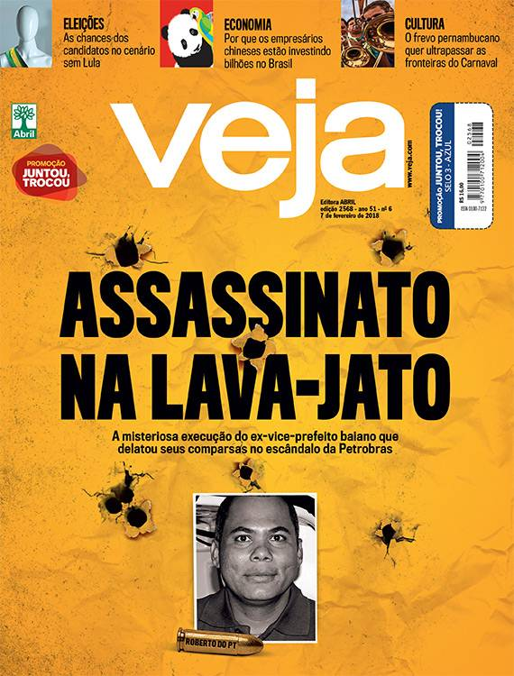 Revista Veja – Edição 2568 – 07.02.2018