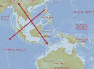 KEUNGGULAN GEOSTRATEGIS INDONESIA