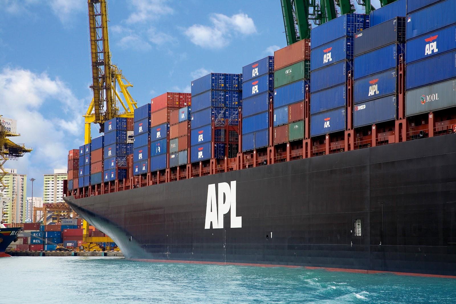 美國總統輪船公司(APL)招募北區運務 - SteppingOrange【江南有丹橘】-- 教育夢想家