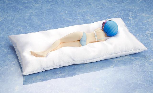 "Figuras: Sensuales Ram y Rem ""Sleep Sharing de Re:ZERO - Kadokawa"
