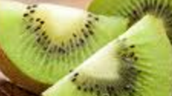 Kiwi Fruit for Exfoliation