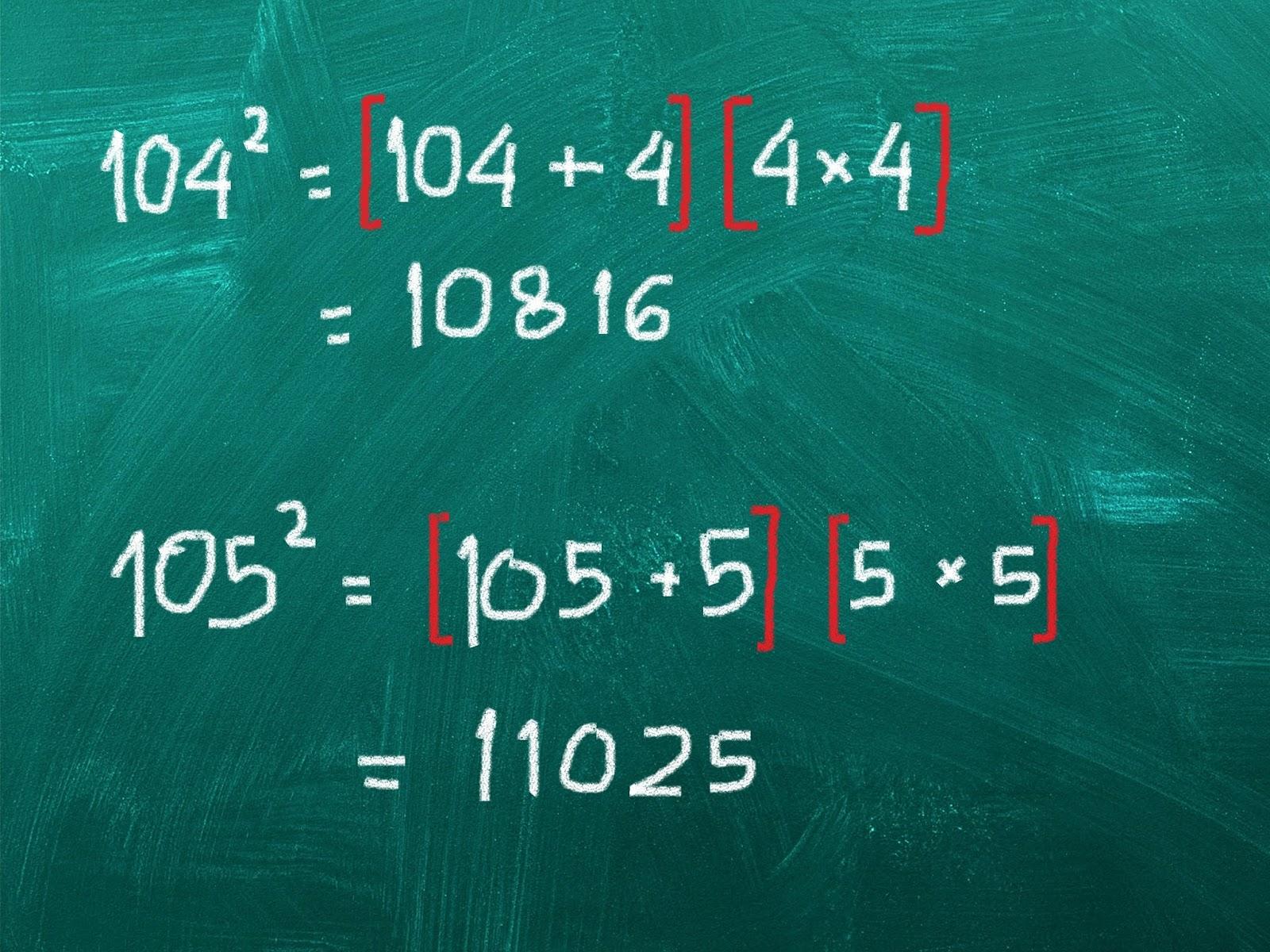 Matematika Kreatif Perkalian Bilangan Kuadrat