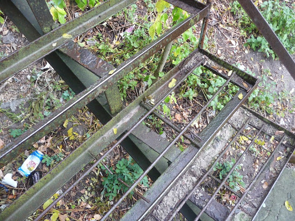 Сокаль. Лестница к реке