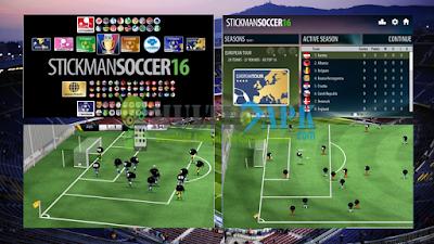 Stickman Soccer 2016 Versi 1.1.0 Apk Mod Game Unlocked