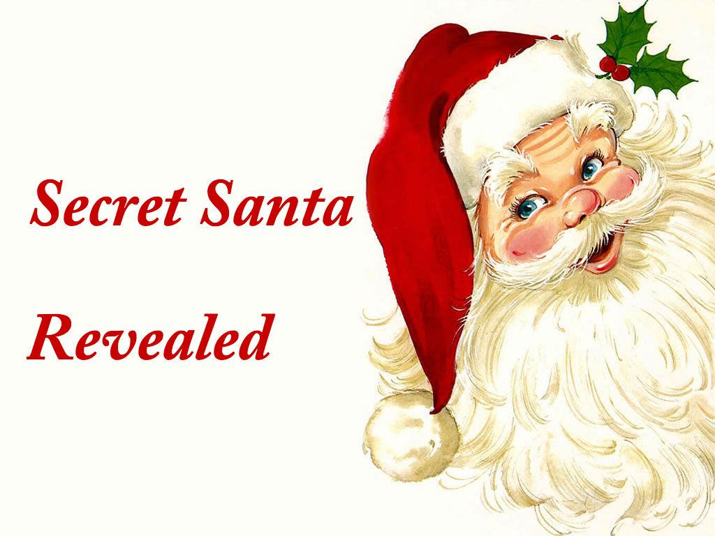 Secret Santa Clip Art | New Calendar Template Site