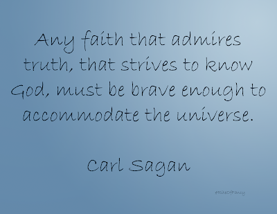 A summary and review of the book Contact by Carl Sagan, with a quote and questions to ponder.